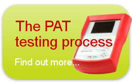 The PAT Testing process